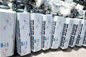 哈尔滨空调回收 回收二手旧空调 美的空调回收价格