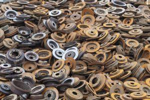哈尔滨废金属回收 回收废铁废锡 废旧钢筋头回收